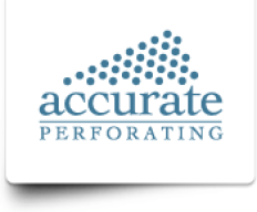 Accurate Perforating Company, Inc. Logo