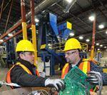 E-waste plant processes 110,230 ton/year