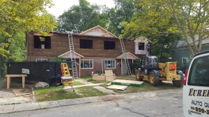 The renovation of Deborah Strong Housing in Ypsilanti, Mich., is the first project to be funded by the Strong Families Fund, the largest pilot pay-for-performance effort to finance social services coordination and affordable housing.