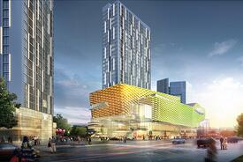 Daning International Retail Project