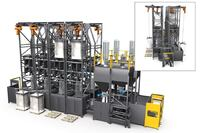 National Bulk Equipment material handling system