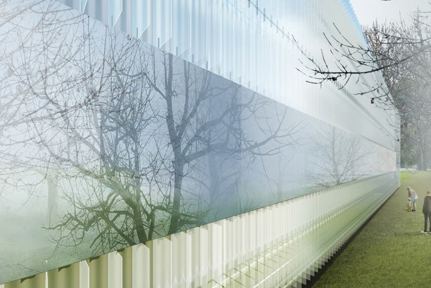 Thomas Phifer & Partners Unveils Design for Corning Museum of Glass Expansion
