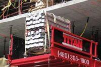 Titan Formwork Systems LLC Outrigger Platform