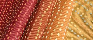 RivièreVictor Innovatexwww.victor-innovatex.com  100 percent polyester seating fabric    Part of the Eco Intelligence collection, which is free of heavy metals and designed to be recovered and remanufactured through many life cycles    Certified Cradle-to-Cradle Gold by McDonough Braungart Design Chemistry    Jacquard weave    Bolts are 54 inches wide    Available in 13 colors