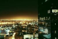 Los Angeles: Farewell to Film Noir Sepia