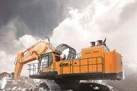 Hyundai Construction's R1200-9 Excavator