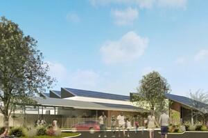 Lake|Flato Designs a Not-So-Big-Box Home Improvement Store