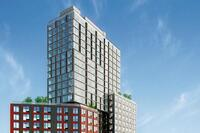 Updated: Construction Stops on the B2 BKLYN High-Rise at Atlantic Yards
