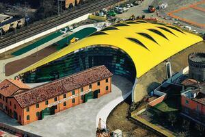 Enzo Ferrari Museum by Future Systems and Shiro Studio