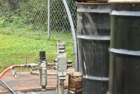 Positive-displacement piston pump for 2-inch wells