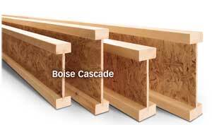 BETTER CONDITION: Boise Cascade is promoting home plans that send ductwork through holes cut in its AllJoist floor joists. This Conditioned Airspace system can help homeowners save up to 35% of energy costs over the home's life, Boise estimates.