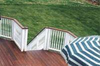 Hidden Deck Fasteners