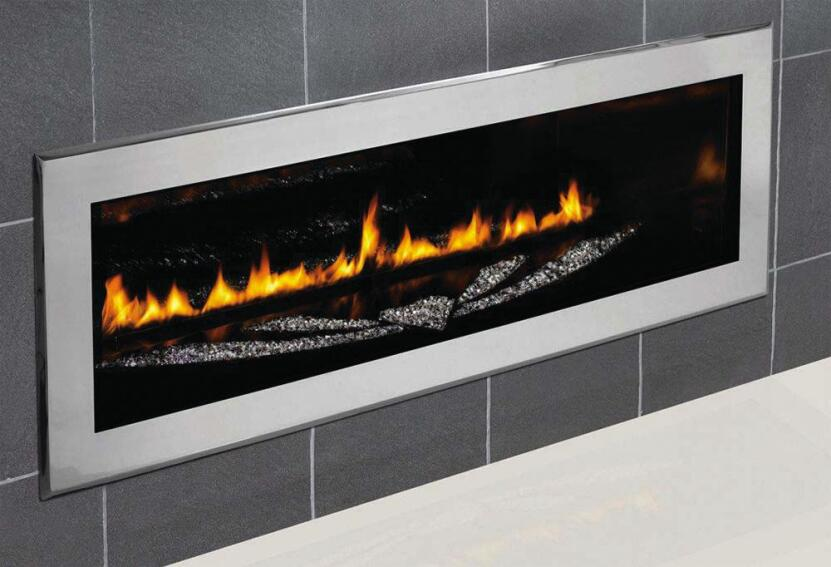 Napoleon Fireplaces LHD50 Limited Swarovski Edition Fireplace