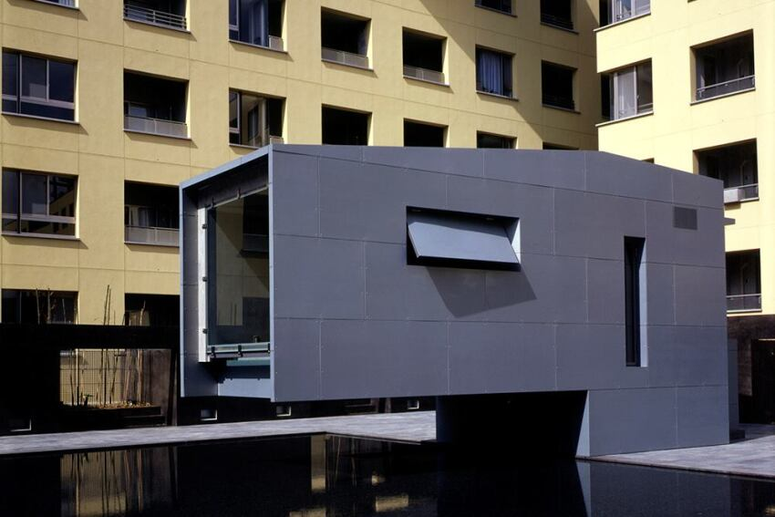 Landmarks: Makuhari Housing, Chiba, Japan
