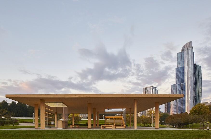 Chicago horizon architect magazine ultramoderne for Horizon 7 architecture