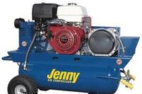 Launch Time 2009: Jenny Products Compressor-Generator