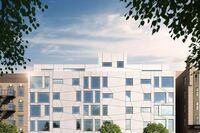 NYC Passive-Built Apartment Begins Leasing