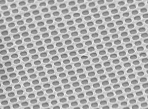 Microstructured surface of the plasmonic cavity with subwavelength hole array (PlaCSH)