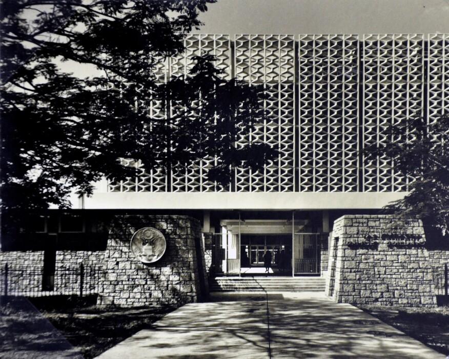 U.S. Embassy, Manila, Philippines
