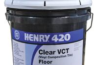 Henry Adhesives 420 Clear VCT