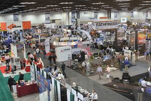 Attendance Strong at 2013 Precast Show