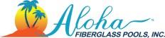 Aloha Fiberglass Pools Logo