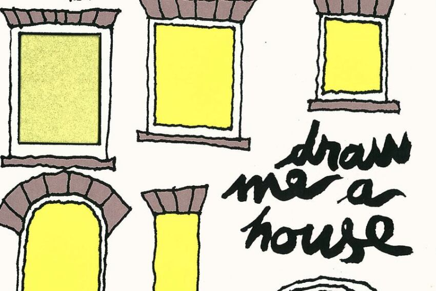 Book: 'Draw Me a House'