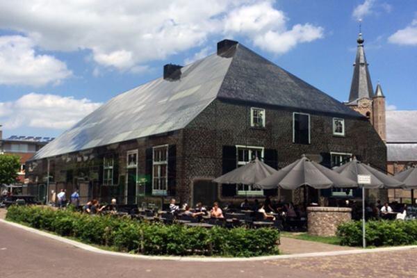 The Glass Farm in Schijndel, the Netherlands, by MVRDV.