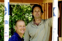Profile of Big 50 listee Mason Lord and Dave Seegers of Hudson Valley Preservation