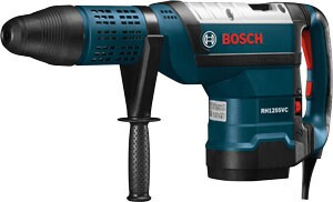 "The Bosch RH1255VC 2"" SDS-Max Rotary Hammer"