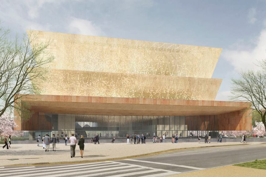 The Dual Purpose of the New National Museum of African American History and Culture