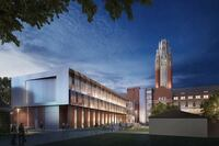 Project Gallery: University of Chicago, Department of Economics