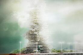 Propagate Skyscraper: Carbon Dioxide Structure