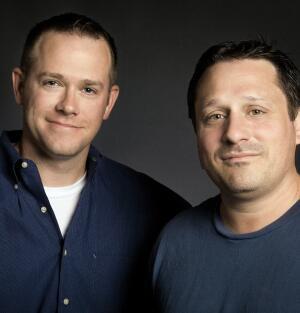 Fritz Embaugh and David Baird, AIA
