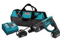 Makita BHR202 SDS-Plus Cordless Rotary Hammer