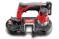 Milwaukee Subcompact Cordless Band Saw
