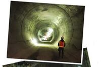 Runner-Up: Second Avenue Subway TBM Tunnels
