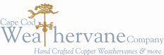 Cape Cod Weathervane Co. Logo