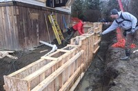 Replacing an Underbuilt Foundation