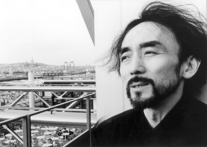 Yohji Yamamoto in Notebook on Cities and Clothes