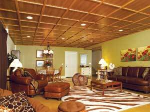 Sauder Woodworking Co. WoodTrac Ceiling System