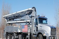 Mack Granite is a Good Match for Schwing S 32 X