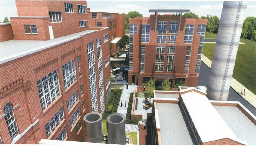 Living in History: Baltimore Brewing Building Restored