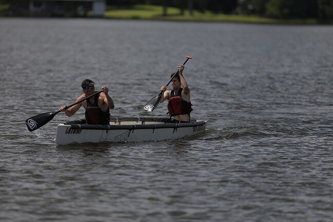 The National Concrete Canoe Competition took place June 9-11 at the University of Texas at Tyler.