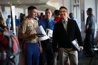 Unemployment for Veterans at 7-Year Low