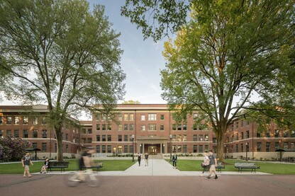 Oregon State University Strand Agriculture Hall