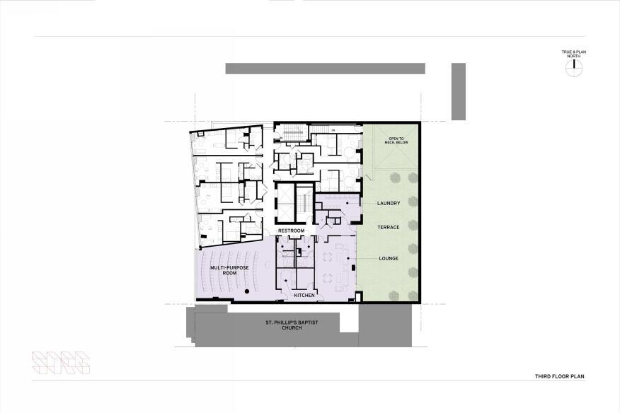 Third floorplan.