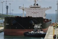 How Risky is the New Panama Canal?