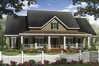 FourPlans: Country Porches