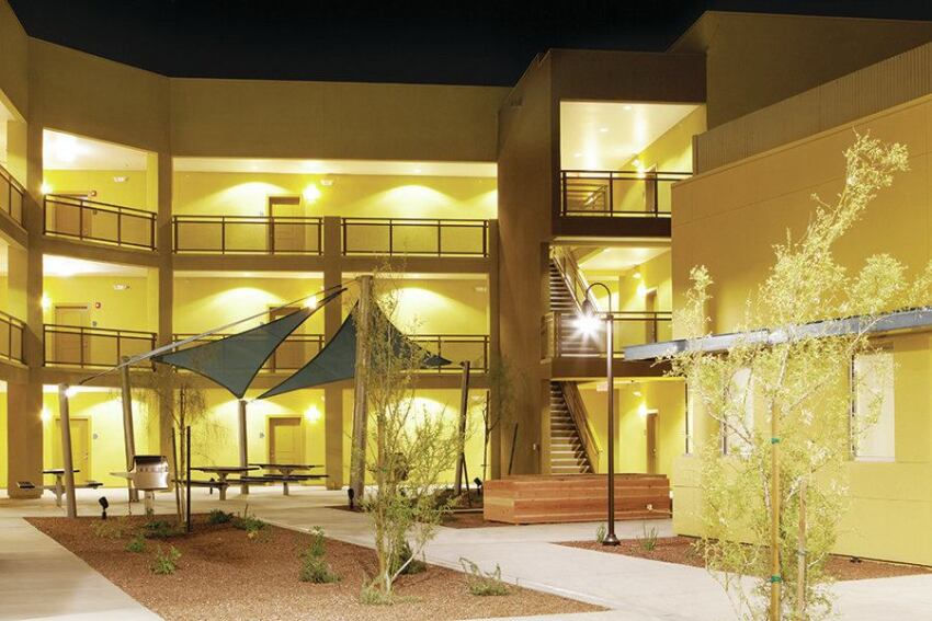 Housing First Development Opens in Arizona